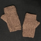 Log Cabin Mitts